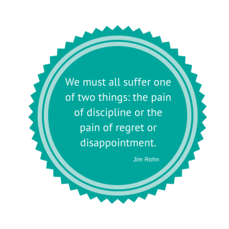 Some people regard discipline as a